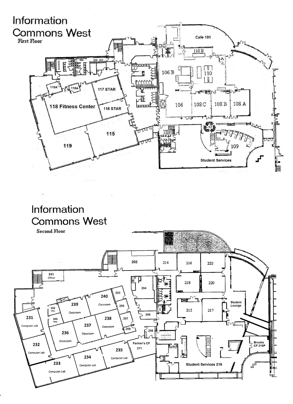 Lebanon Valley College Campus Map.Maps And Directions Otc Springfield Campus